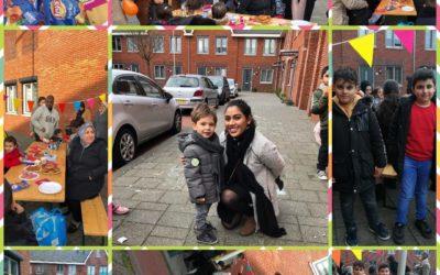 Feestelijke start van Lief en Leed in de Mijtensstraat