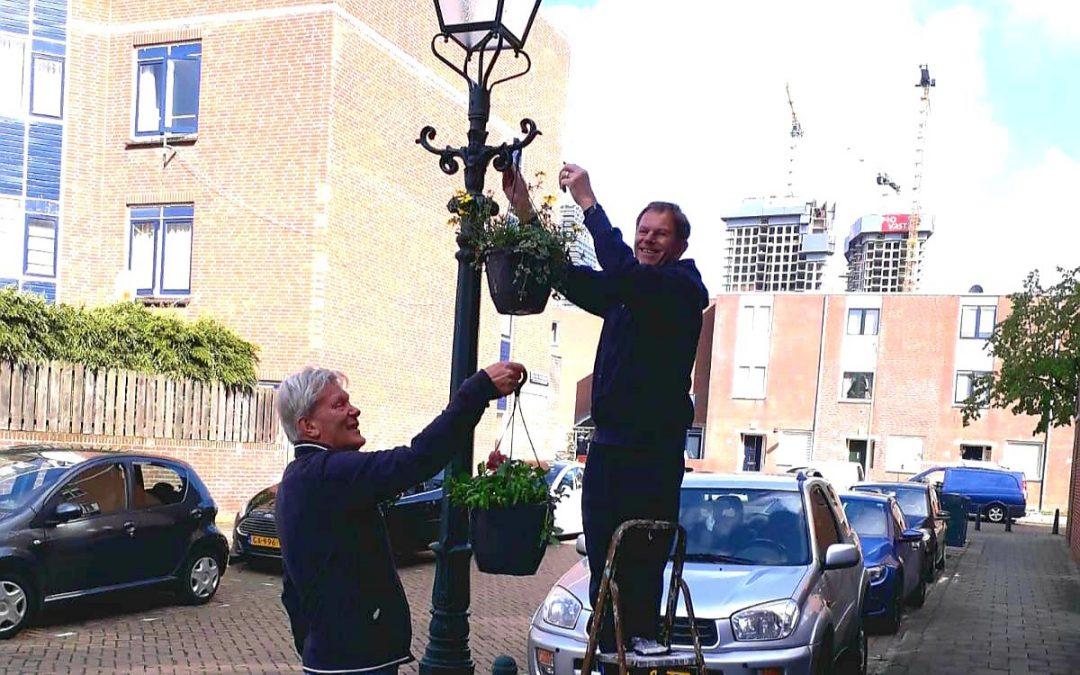 Van den Boschstraat opgefleurd!